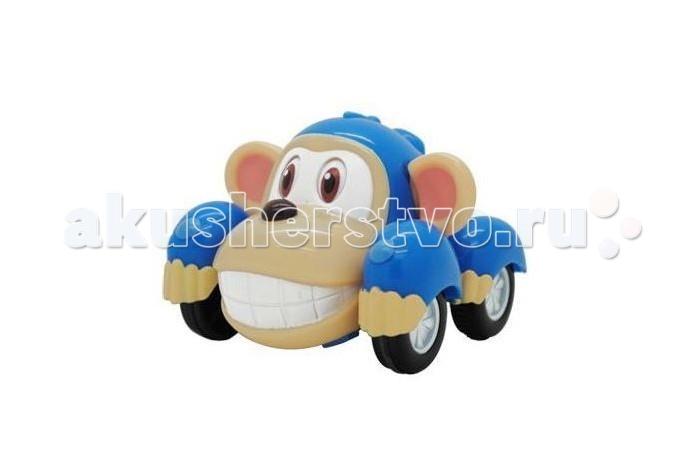 Vroomiz Машинка Банги функциональнаяМашинка Банги функциональнаяМашинка Vroomiz Банги функциональная  Озорной и веселый Банги – лучший друг и напарник гепарда Спиди из фантастического города Зиппи Сити мультипликационного сериала Врумиз. Как и любая обезьянка, Банги очень смышленый, хитрый, изобретательный, быстрый и ловкий, никогда не унывает и всегда готов прийти на помощь своим друзьям.   Игрушка автомобиль прекрасно подойдет как для поклонников мультфильма, так и для малышей - будущих автогонщиков. Машинка обезьянка Банги катается, вращает глазками и шевелит ушками! Собери веселую компанию друзей Врумиз и устраивай собственные гонки прямо дома!<br>
