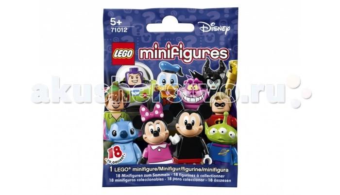 Lego Минифигурки серия  Дисней