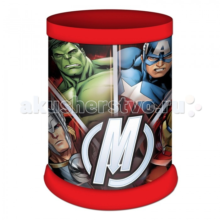 Marvel Сборный стакан для канцелярских принадлежностей Мстители