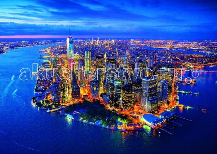 Educa Пазл Нью-Йорк с высоты птичьего полёта 2000 деталей