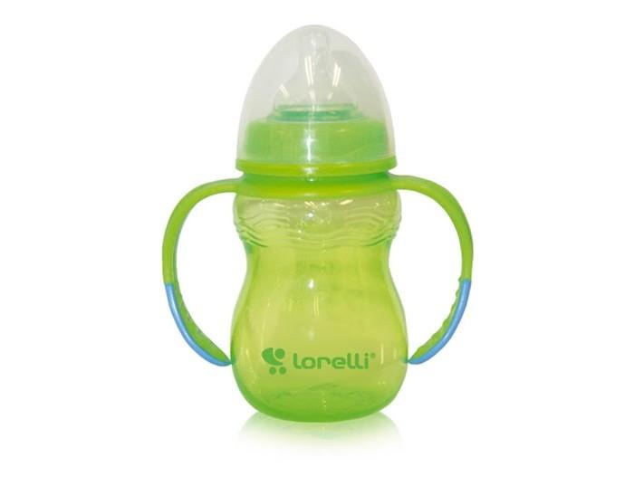 Поильник Bertoni (Lorelli) с ручками 250 млс ручками 250 млПоильник непроливайка поможет вашему малышу перейти от кормления из бутылочки к чашке. Поильник удобно использовать на прогулке и в дороге.  Удобные ручки позволят малышу освоить навыки самостоятельного питья.  Изделие оснащено уникальным клапаном, который предотвращает проливание даже при наклоне поильника.  Поильник изготовлен из безопасного полипропилена на современном оборудовании и проходит тщательный контроль качества.  Цвета в ассортименте.<br>