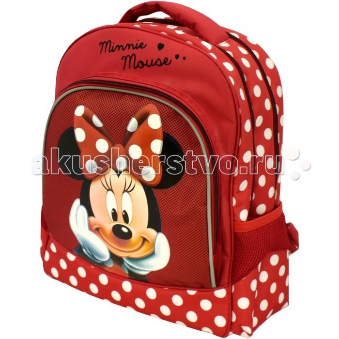 Disney Рюкзак школьный с EVA, 3 отделения Минни