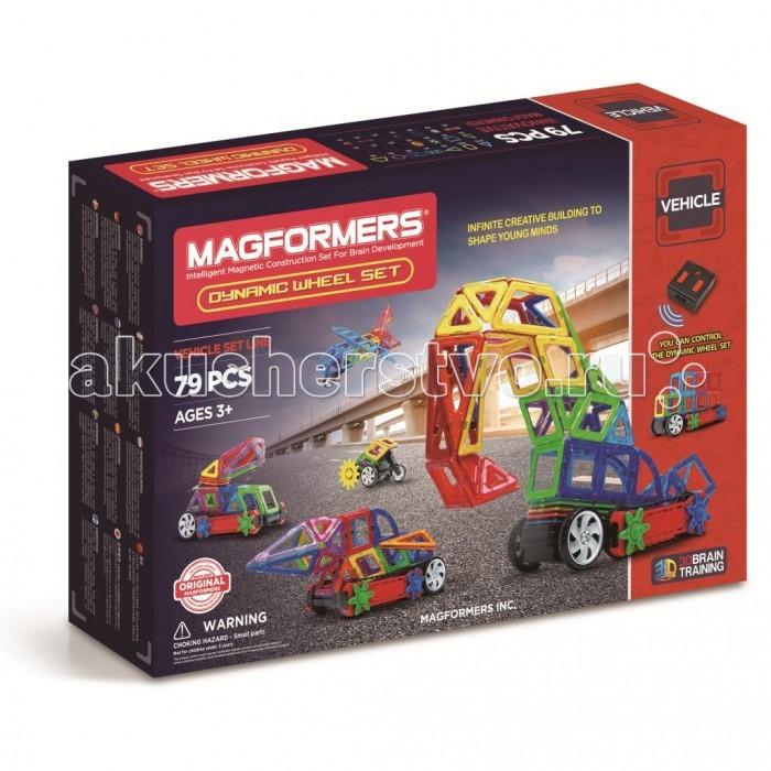 ����������� Magformers Dinamic Wheel Set