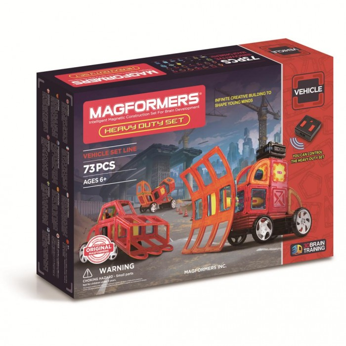 ����������� Magformers Heavy Duty Set