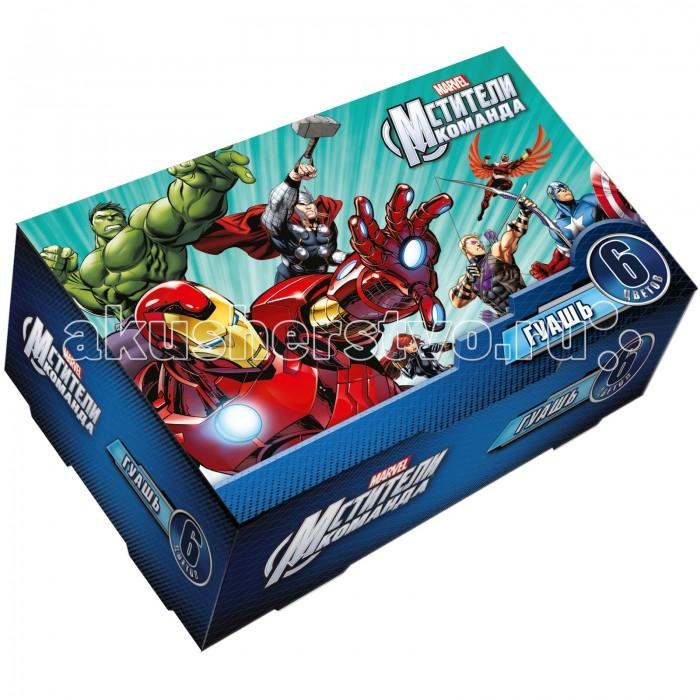 Marvel Гуашь 6 цветов Мстители