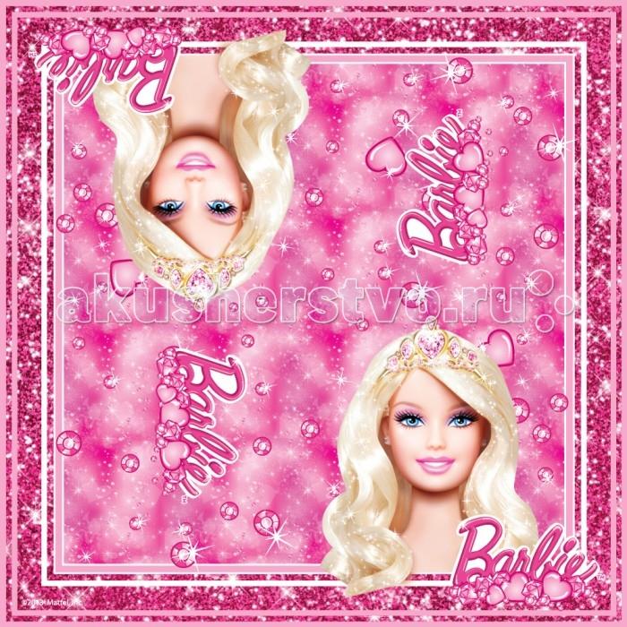 Olala Салфетки Принцесса Barbie 20 штукСалфетки Принцесса Barbie 20 штукЯркие Салфетки Принцесса Barbie стильно украсят праздничный стол и поднимут настроение всем участникам торжества. Бумажные двухслойные салфетки имеют размер 33х33 см. В упаковке 20 салфеток.<br>