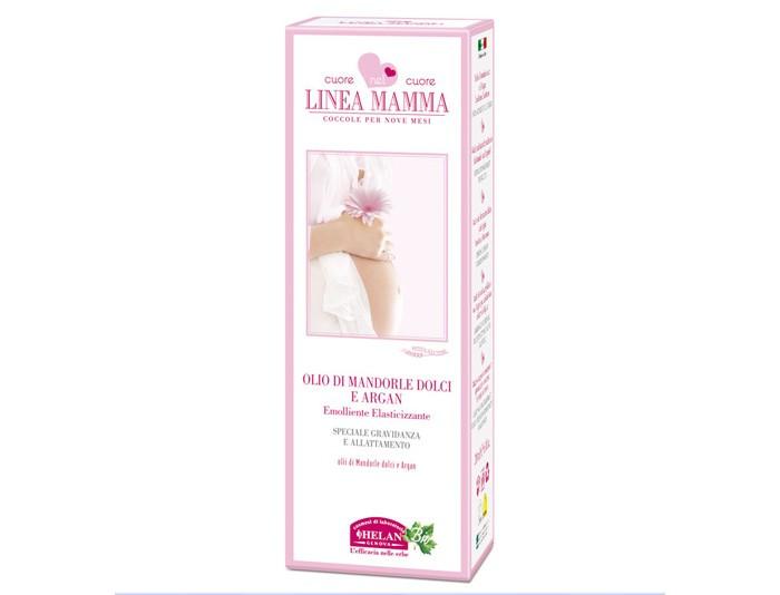 Helan Пена-шампунь для ухода за волосами и телом Linea Mamma 200 мл