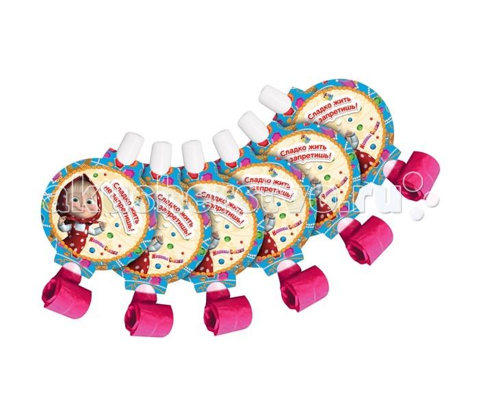 Olala Язычки Машины сказкиЯзычки Машины сказкиЯзычки Машины сказки - великолепное дополнение к детскому празднику. В наборе 6 язычков.<br>