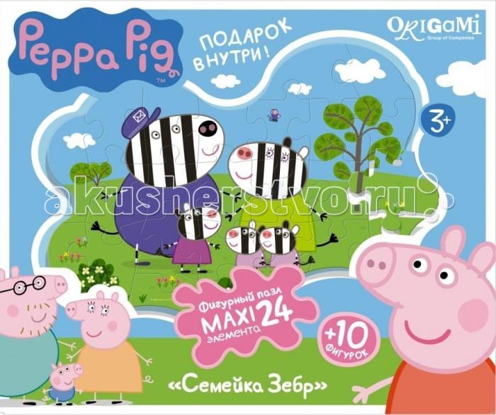 Origami Peppa Pig ���� ����� ����� ����� ���� (24 ��������)