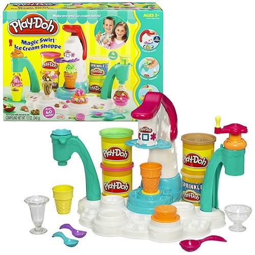 Пластилин Play-Doh Hasbro Игровой набор Фабрика мороженого