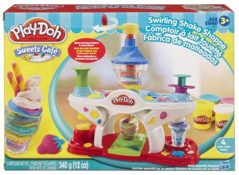 Пластилин Play-Doh Hasbro Игровой набор Фабрика сладостей