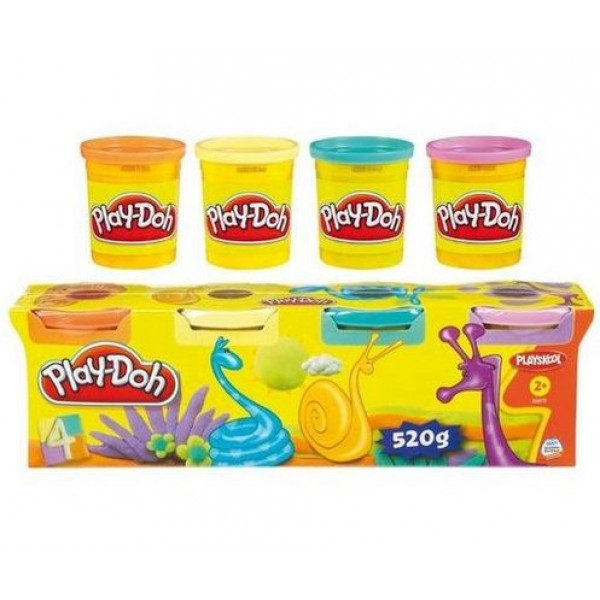 Play-Doh Hasbro ����� �3 4 �������