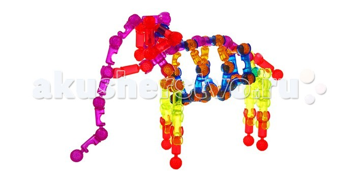 Конструктор Zoob Sparkle 60 элементовSparkle 60 элементовКонструктор Zoob Sparkle 60 элементов 11060   Zoob Sparkle 60 элементов - подвижный многовариантный конструктор, завоевавший внимание детей и их родителей во всем мире. Он идеально подходит для девочек. Набор содержит 5 видов блестящих деталей разных цветов. Детали могут соединятся между собой 20 способами, образовывать подвижные и фиксированные соединения. В комплект так же входит инструкция. Юный изобретатель может сначала посмотреть пошаговые схемы, описанные в инструкции, а затем позвать на помощь свою фантазию и создать абсолютно новые конструкции. Очень интересно соединять детали Zoob по-разному, создавать новые фигуры, строить новые модели.<br>