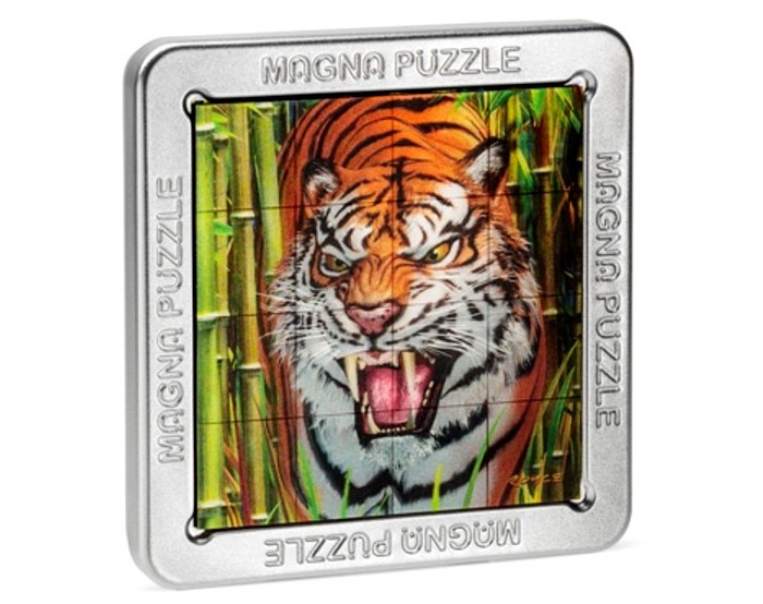 Magna 3D пазл Тигр