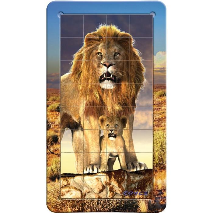 Magna 3D пазл портрет Лев