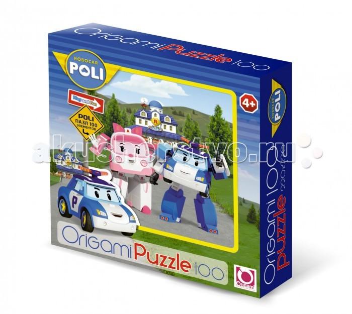Origami Robocar Пазл 05895 (100 элементов)
