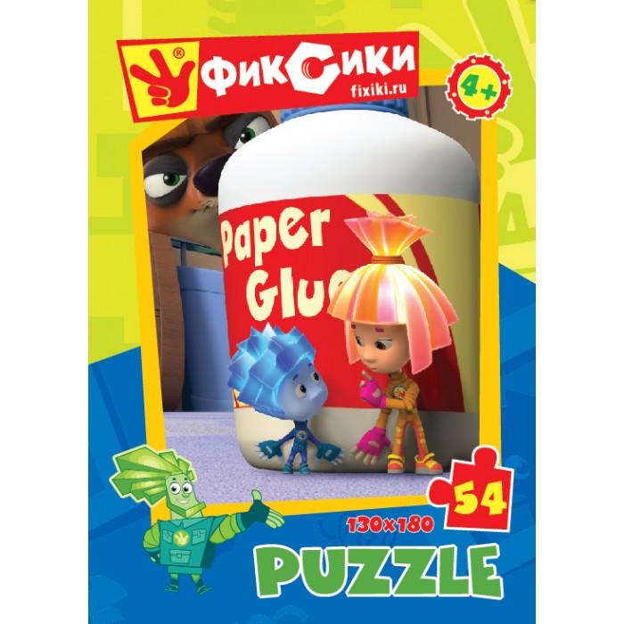 Origami Фиксики Пазл-мини Фиксики 1/4 Кнопка, Клей, Книга, Капуста (54 элемента)Фиксики Пазл-мини Фиксики 1/4 Кнопка, Клей, Книга, Капуста (54 элемента)Origami Фиксики Пазл-мини Фиксики 1/4 Кнопка, Клей, Книга, Капуста (54 элемента). Мини-Пазл Фиксики на 54 детали. Это хороший способ развивать у ребёнка мелкую моторику рук, зрительную память, пространственное мышление.   Составление пазла станет развивающим досугом для малыша, а яркие, забавные и очень умные персонажи мультсериала подарят хорошее настроение. Можно взять с собой в дорогу или подарить другу.   Размер пазла 13 х 18<br>