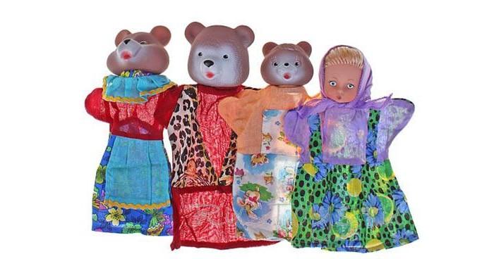Русский стиль Кукольный Театр Три медведяКукольный Театр Три медведяРусский стиль Кукольный Театр Три медведя. Кукольный театр как и раньше сейчас достаточно востребован. И по популярности не уступает ни цирковым, ни театральным представлениям. Детки с удовольствием смотрят кукольные постановки, кричат, когда герой в опасности, подсказывают куда бежать или помогают добрым персонажам решить трудные задачки.  Можно придумать свою историю и развернуть интересную захватывающую игру. В процессе игры у ребенка развивается мелкая моторика рук, фантазия и творческие способности.  Развивает: мелкую моторику фантазию и творческие способности зрительное и слуховое восприятие<br>