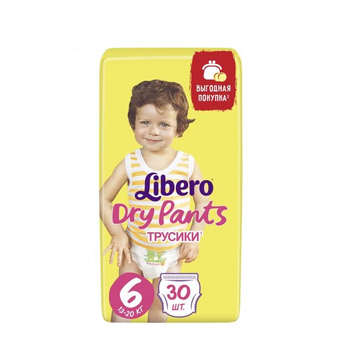 Libero Подгузники-трусики Dry Pants (13-20 кг) 30 шт.