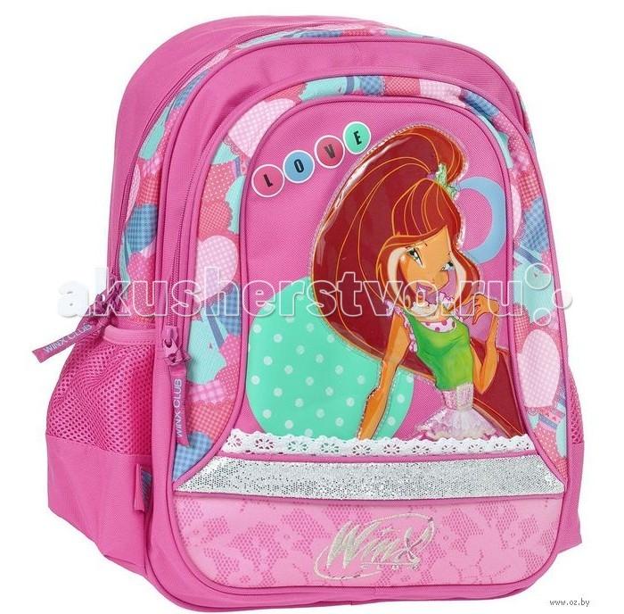Winx Club Рюкзак школьный Fairy diary lace