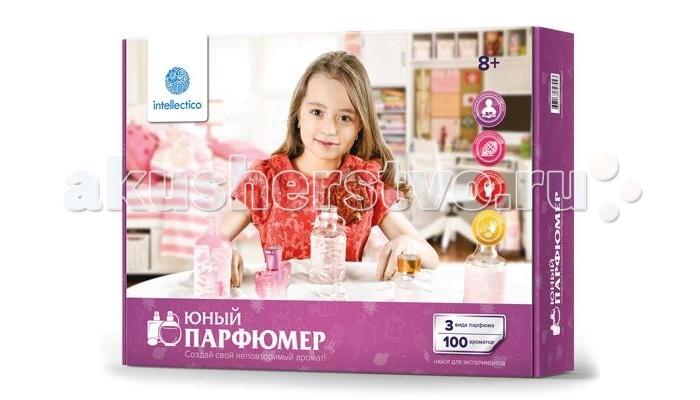 Intellectico Набор Юный парфюмер большой