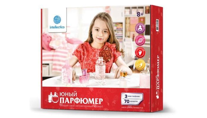 Intellectico Набор Юный парфюмер средний