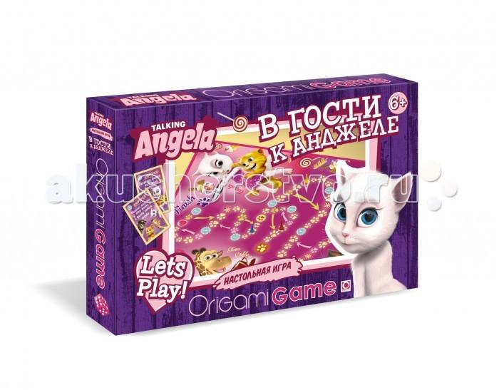 Origami TF Настольная игра В гости к Анджеле