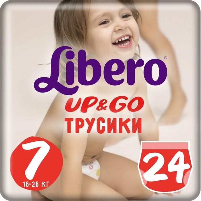 Libero Подгузники-трусики Up&Go Econom (16-26 кг) 24 шт.