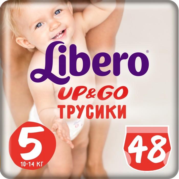 Libero ����������-������� Up&Go Mega Pack (10-14 ��) 48 ��.