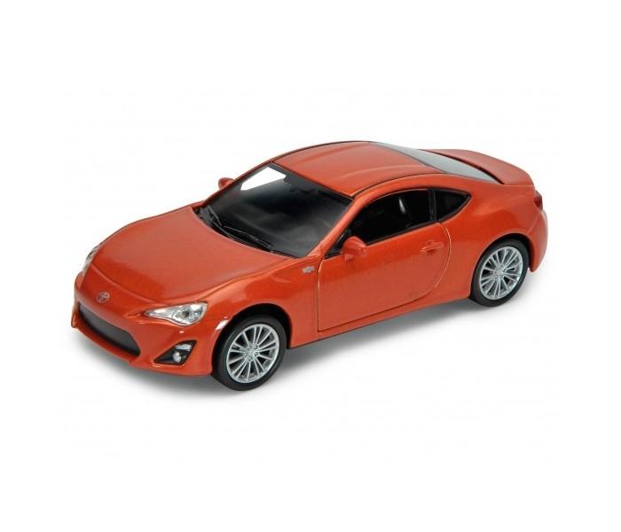 Welly Модель машины 1:34-39 Toyota 86Модель машины 1:34-39 Toyota 86Модель машины Welly 1:34-39 Toyota 86 является точной копией автомобиля Toyota 86, выполненной в масштабе 1:34. Это мощная спортивная машина с потрясающими техническими характеристиками и дерзким дизайном, созданная совместными усилиями компаний Toyota и Subaru. Над ее внешним видом трудился целый штат высококвалифицированных дизайнеров Toyota, результатом стал поистине роскошный дизайн этого концептуального автомобиля-купе.  Модель выглядит очень реалистично, тщательно детализирована и функциональна - у нее вращаются колеса, открываются двери. Она может стать отличным пополнением коллекции автомобилей, особенно для любителей спорткаров. Кроме того, машинка может стать качественно выполненной, яркой и эффектной игрушкой.<br>
