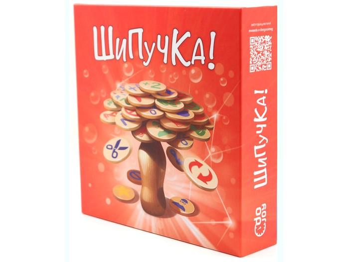 Dojoy Настольная игра Шипучка!