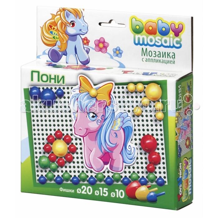 ToysUnion Мозаика Пони