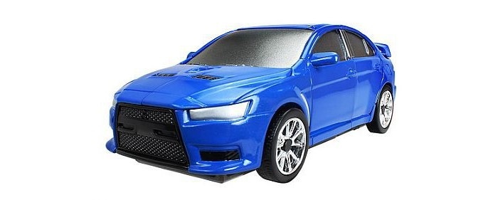 Happy Well �����������-������ 3 � 1 Mitsubishi Lancer evo 1:32