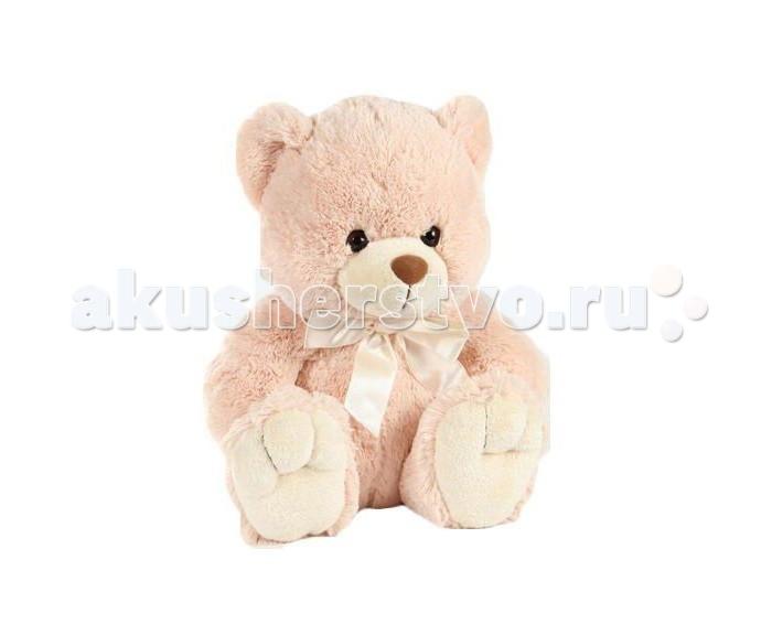 Мягкая игрушка Plush Apple Медведь 26 смМедведь 26 смМедведь 26 см.  С игрушкой можно придумать множество интересных сюжетов для игр, а также очень приятно засыпать вечером.   Игрушка изготовлена из экологически чистых материалов и не навредит ребенку.<br>