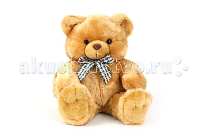 Мягкая игрушка Plush Apple Медведь с бантом 45 см
