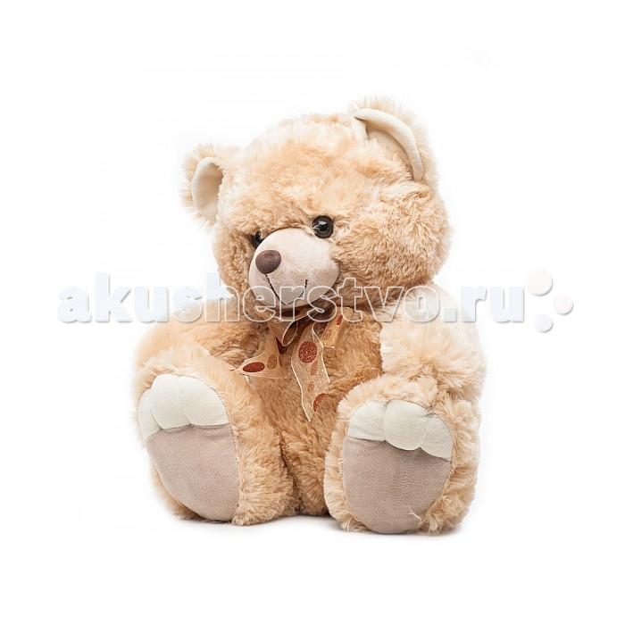 Мягкая игрушка Plush Apple Медведь 40 смМедведь 40 смМедведь 40 см.  С игрушкой можно придумать множество интересных сюжетов для игр, а также очень приятно засыпать вечером.   Игрушка изготовлена из экологически чистых материалов и не навредит ребенку.<br>
