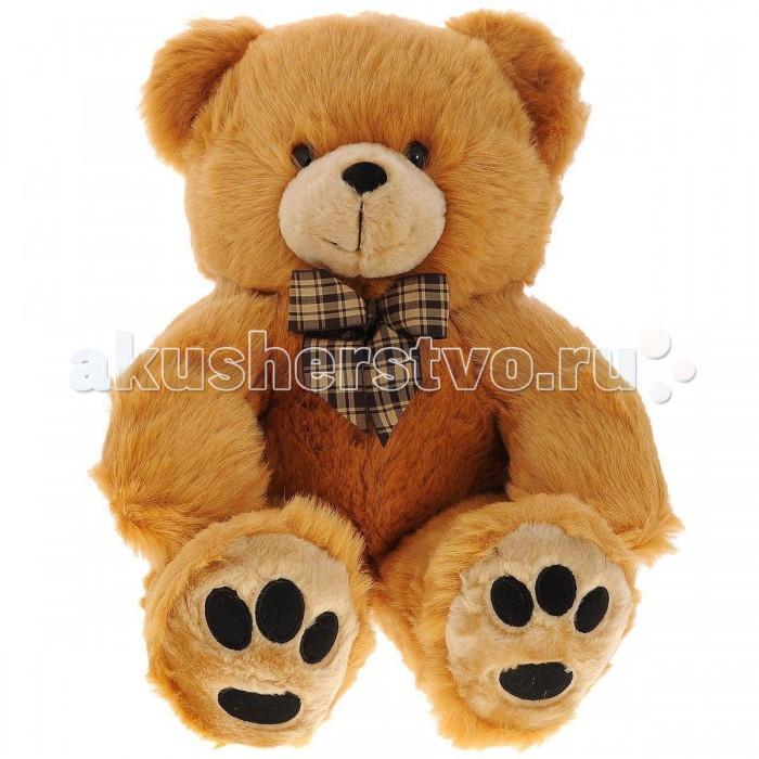 Мягкая игрушка Plush Apple Медведь бурый 57 смМедведь бурый 57 смМедведь бурый 57 см.  С игрушкой можно придумать множество интересных сюжетов для игр, а также очень приятно засыпать вечером.   Игрушка изготовлена из экологически чистых материалов и не навредит ребенку.<br>
