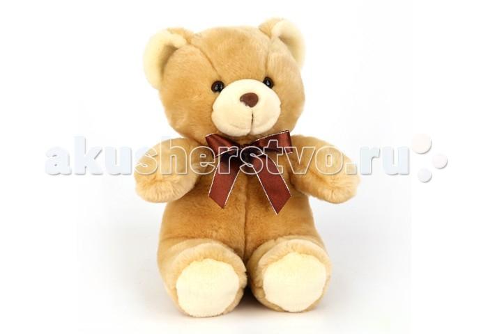 Мягкая игрушка Plush Apple Медведь с бантом 38 смМедведь с бантом 38 смМедведь с бантом 38 см.  С игрушкой можно придумать множество интересных сюжетов для игр, а также очень приятно засыпать вечером.   Игрушка изготовлена из экологически чистых материалов и не навредит ребенку.<br>