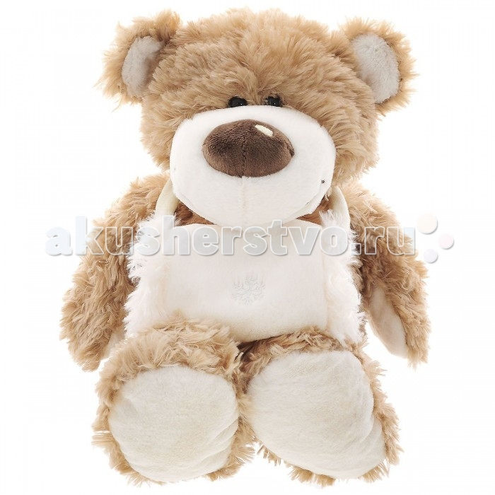 Мягкая игрушка Plush Apple Медведь с муфтой 42 смМедведь с муфтой 42 смМедведь с муфтой 42 см.  С игрушкой можно придумать множество интересных сюжетов для игр, а также очень приятно засыпать вечером.   Игрушка изготовлена из экологически чистых материалов и не навредит ребенку.<br>