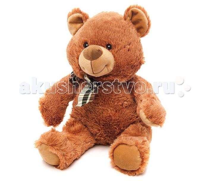 Мягкая игрушка Plush Apple Медведь с лентой 42 смМедведь с лентой 42 смМедведь с лентой 42 см.  С игрушкой можно придумать множество интересных сюжетов для игр, а также очень приятно засыпать вечером.   Забавная игрушка сделана из приятного и очень мягкого материала, безвредного для малыша.  С такой забавной игрушкой можно смело засыпать в кроватке или отправляться на прогулку. Игрушка изготовлена из экологически чистых материалов и не навредит ребенку.<br>