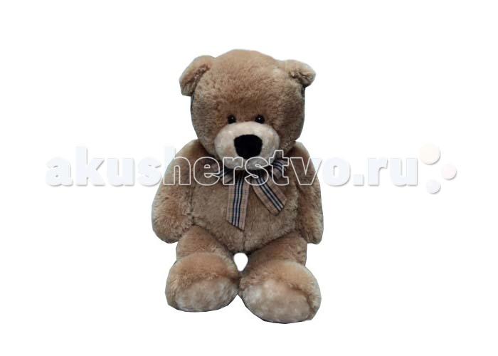 Мягкая игрушка Plush Apple Медведь 85 смМедведь 85 смМедведь в футболке 30 см.  С игрушкой можно придумать множество интересных сюжетов для игр, а также очень приятно засыпать вечером.   Игрушка изготовлена из экологически чистых материалов и не навредит ребенку.<br>
