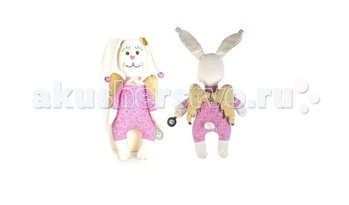Перловка Набор выкроек Зайка-АнгелНабор выкроек Зайка-АнгелИсстари в самодельную игрушку вкладывали определенное значение и особенно ценили. Наши куклы поднимают настроение, украшают интерьер и могут нести в себе глубокий смысл. Это и оберег, и талисман, и символ чувства или эмоции мастера Кукла, сделанная своими руками - лучший подарок и собственным детям, и своим друзьям! Дополнительно вам понадобится синтепон или синтепух.<br>