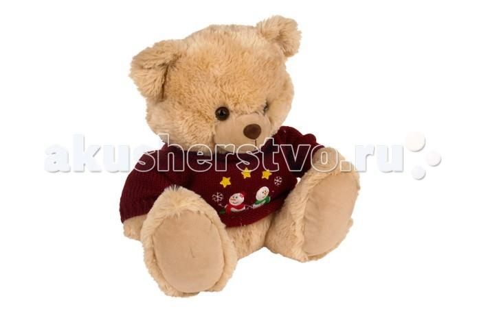 Мягкая игрушка Plush Apple Медведь в свитере 40 см
