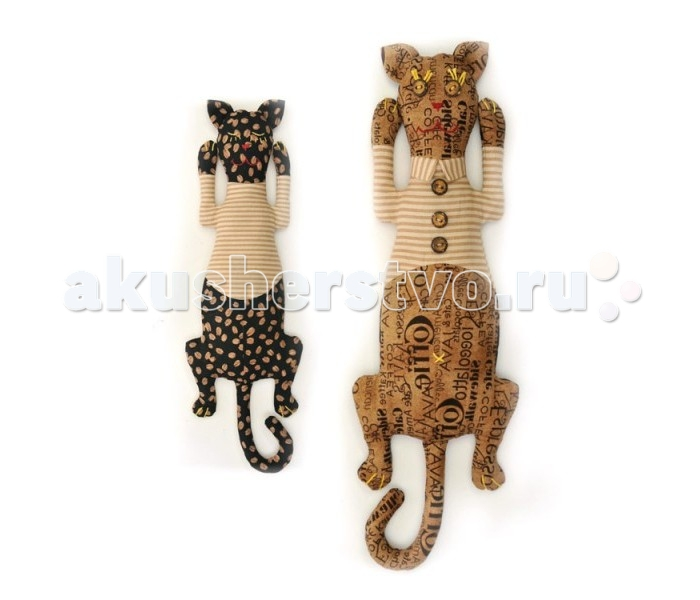 Перловка Набор выкроек Кот День-НочьНабор выкроек Кот День-НочьИсстари в самодельную игрушку вкладывали определенное значение и особенно ценили. Наши куклы поднимают настроение, украшают интерьер и могут нести в себе глубокий смысл. Это и оберег, и талисман, и символ чувства или эмоции мастера Кукла, сделанная своими руками - лучший подарок и собственным детям, и своим друзьям! Дополнительно вам понадобится синтепон или синтепух.<br>