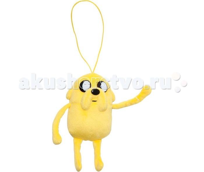 Мягкая игрушка Fancy Джейк 16 смДжейк 16 смМягкая игрушка Джейк  из популярного мультфильма Время приключений – прекрасный выбор ребенку.  Игрушка очень милая, яркая и приятная на ощупь.  Особенности: Модель способствует развитию у детей воображения, усидчивости, тактильной  Компактную и легкую игрушку малыш всегда сможет брать с собой на прогулку. Крепкие швы надежно удерживают набивку игрушки внутри.  Такая очаровательная игрушка окажется хорошим подарком не только детям, но и взрослым.<br>