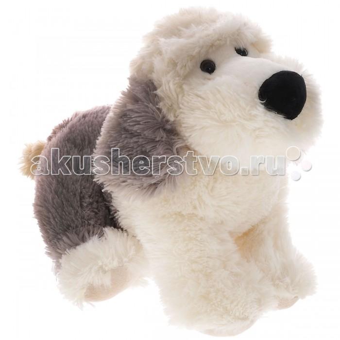 Мягкая игрушка Plush Apple Собака Шарик 38 смСобака Шарик 38 смСобака Шарик 38 см.  С игрушкой можно придумать множество интересных сюжетов для игр, а также очень приятно засыпать вечером.   Игрушка изготовлена из экологически чистых материалов и не навредит ребенку.<br>