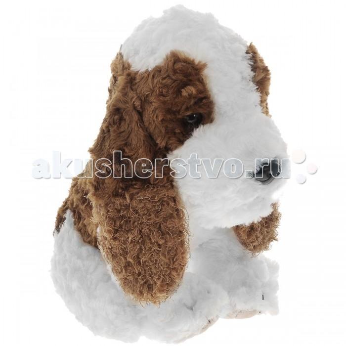 Мягкая игрушка Plush Apple Собака сидячая 22 смСобака сидячая 22 смСобака сидячая 22 см.  С игрушкой можно придумать множество интересных сюжетов для игр, а также очень приятно засыпать вечером.   Игрушка изготовлена из экологически чистых материалов и не навредит ребенку.<br>