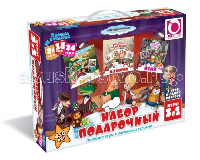 Origami СМФ Подарочный набор 3 в 1