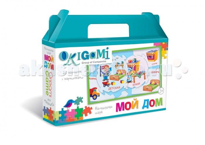 Origami Настольная игра Мой дом