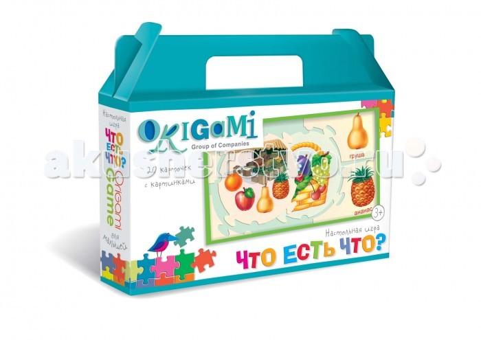 Origami Настольная игра Что есть что?